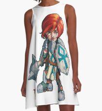 Fitzhywel's Fantastical Paraphernalia: Cleric! A-Line Dress