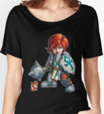 Fitzhywel's Fantastical Paraphernalia: Cleric! Women's Relaxed Fit T-Shirt