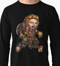 Fitzhywel's Fantastical Paraphernalia: Fighter! Lightweight Sweatshirt