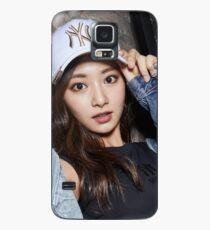 Tzuyu- ZWEIMAL Hülle & Klebefolie für Samsung Galaxy
