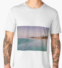 Cottesloe Beach Sunset Men's Premium T-Shirt