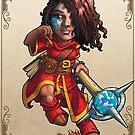 Fitzhywel's Fantastical Paraphernalia: Mage! by Michael Fitzhywel