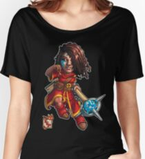 Fitzhywel's Fantastical Paraphernalia: Mage! Women's Relaxed Fit T-Shirt