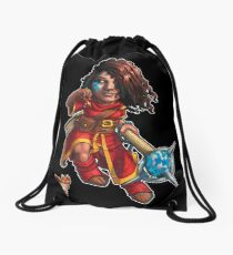 Fitzhywel's Fantastical Paraphernalia: Mage! Drawstring Bag