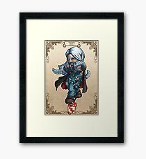 Fitzhywel's Fantastical Paraphernalia: Thief! Framed Print