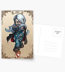 Fitzhywel's Fantastical Paraphernalia: Thief! Postcards