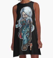 Fitzhywel's Fantastical Paraphernalia: Thief! A-Line Dress