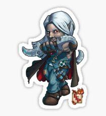 Fitzhywel's Fantastical Paraphernalia: Thief! Sticker