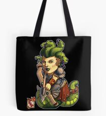 Fitzhywel's Fantastical Paraphernalia: Gorgon! Tote Bag
