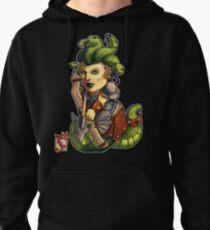 Fitzhywel's Fantastical Paraphernalia: Gorgon! Pullover Hoodie