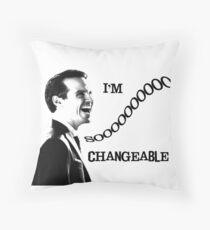 SO Changeable Throw Pillow