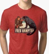 Dollop - Fred Hampton Tri-blend T-Shirt