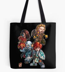 Fitzhywel's Fantastical Paraphernalia: The A Team! Tote Bag