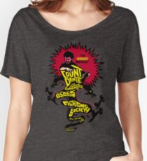 The Dollop - Count Dante Women's Relaxed Fit T-Shirt
