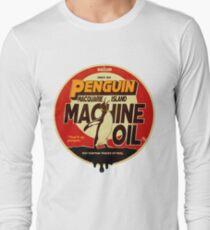 The Dollop - Penguin Oil Long Sleeve T-Shirt
