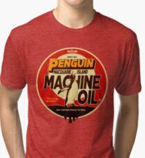The Dollop - Penguin Oil Tri-blend T-Shirt