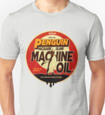 The Dollop - Penguin Oil Unisex T-Shirt