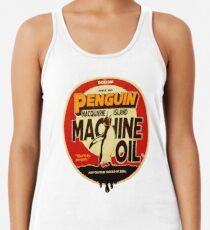 The Dollop - Penguin Oil Women's Tank Top