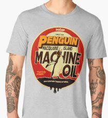 The Dollop - Penguin Oil Men's Premium T-Shirt