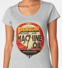 The Dollop - Penguin Oil Women's Premium T-Shirt