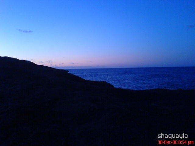 Blue Australia. by shaquayla