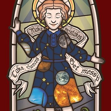 Our Lady of Education by knightsofloam