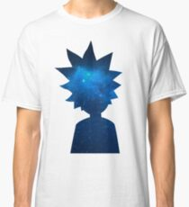 Rick and Morty Universe Silhouette Classic T-Shirt