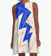 80s Design - #2 A-Line Dress