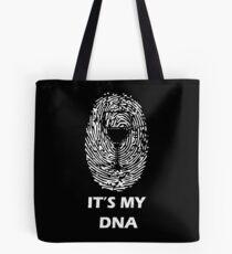 Wine DNA Tote Bag