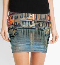 Twilight in Murano Mini Skirt