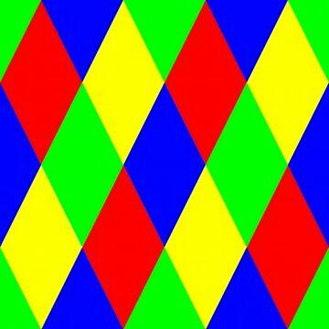 Multicolored by Rajaljain