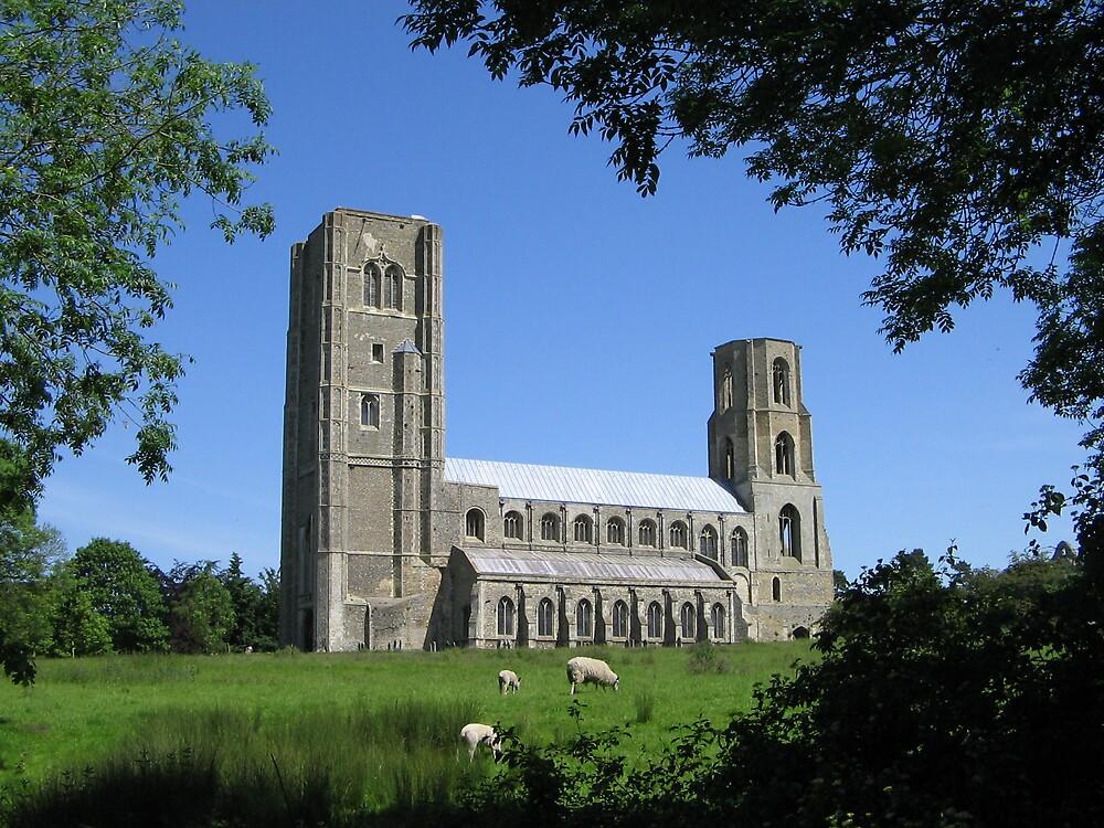 Wymondham Abbey by Andmole
