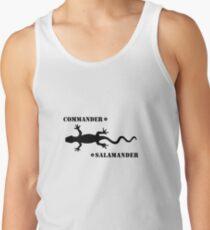 Commander Salamander - Washington D.C. Tank Top