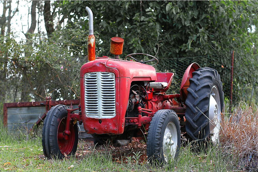 peter's tractor by picketty