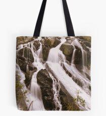 Swallow Falls, North Wales Tote Bag