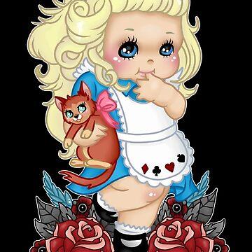 Alice Kewpie by CherryMartini