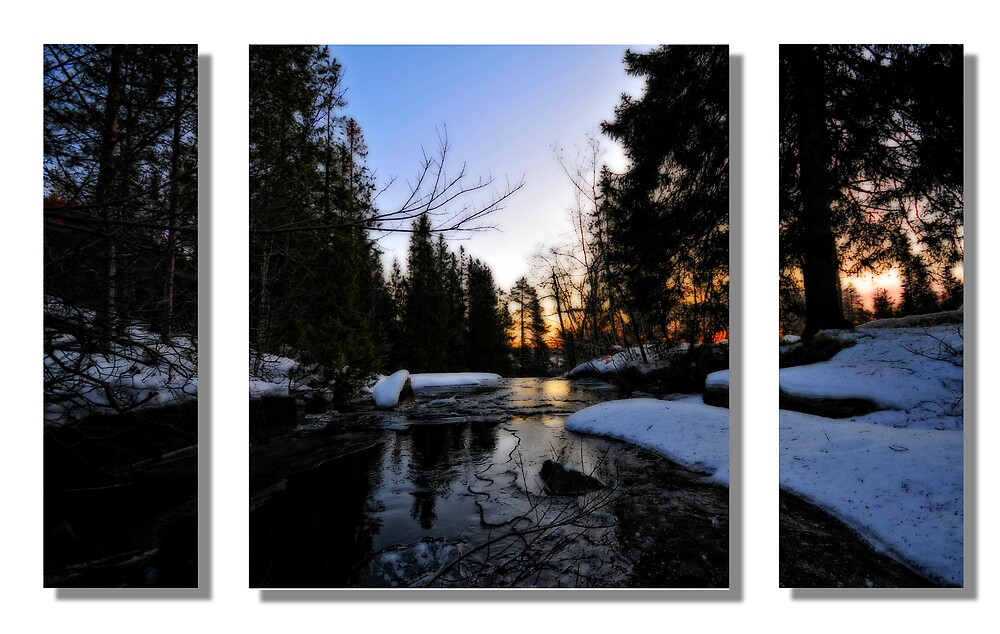 Winter Morning II by geirkristiansen