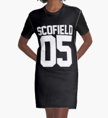 Scofield 05 Graphic T-Shirt Dress