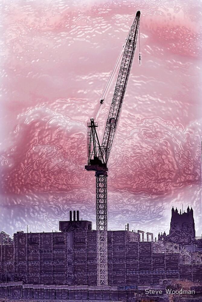 Progress by Steve  Woodman