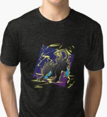 Pokemon - Luxray Tri-blend T-Shirt