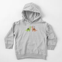 Volcanosaurus Toddler Pullover Hoodie