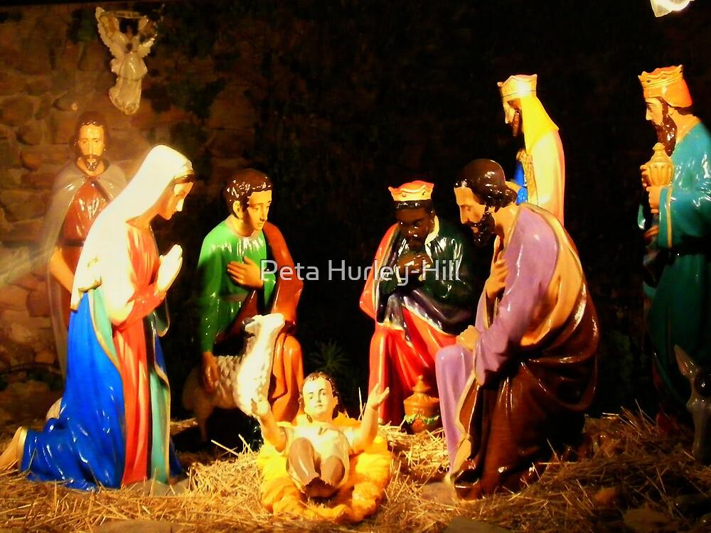 Nativity by Peta Hurley-Hill