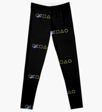 Cutting Shapes - Solid Leggings