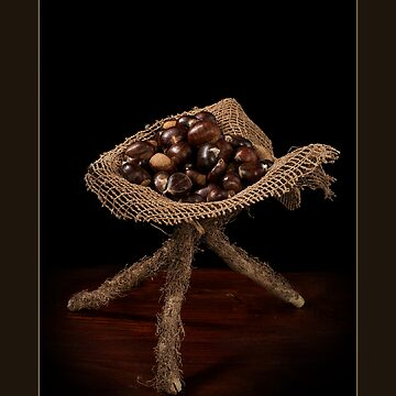 Edible chestnuts by emiljianu