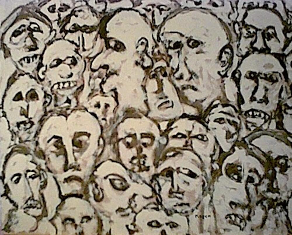 Menace by Peter Searle ( the Elder )