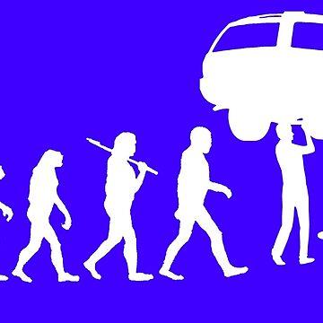 Mechanic Evolution by flipper42