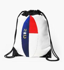 NC Surfboard Drawstring Bag