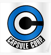 Capsule Corp. Poster