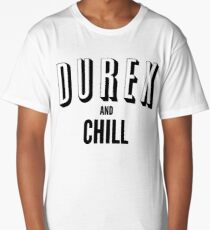 Durex and Chill Long T-Shirt
