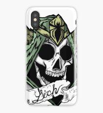 Lich iPhone Case/Skin